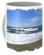 Sandy Shores Of Oregon Coffee Mug