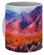 Sangre De Cristos -- Cezanne Coffee Mug