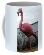 Santa Bird Coffee Mug