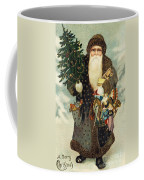 Santa Claus With Toys Coffee Mug