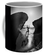 Santa Cruz Nude Coffee Mug