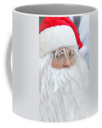 Santa In Bethlehem March For Peace And Unity Coffee Mug