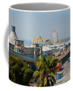 Santa Monica Pier Coffee Mug