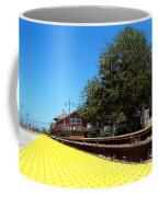 Santa Paula Train Station Coffee Mug