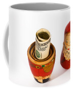 Santa's Surprise Coffee Mug