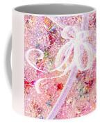 Santa's Window Coffee Mug by Rachel Christine Nowicki