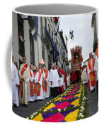 Santo Cristo Dos Milagres Coffee Mug