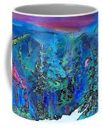 Sapphire Evening Coffee Mug
