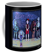 Sarah's Monster High Collection Coffee Mug