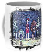 Sarah's Monster High Collection Sketch Coffee Mug