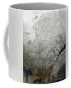Satellite View Of Eastern Canada Coffee Mug