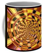 Satin Ribbons Abstract Coffee Mug