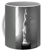 Saucy In Black And White Coffee Mug