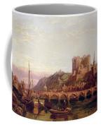 Saumur -  By The Loire Valley  Coffee Mug