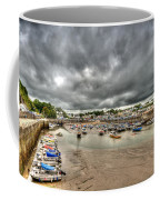 Saundersfoot Harbour Coffee Mug