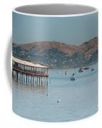 Sausalito Harbour Coffee Mug