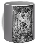 Savonnerie Panel C1800 Coffee Mug by Granger