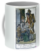 Savoyard Family, C1797 Coffee Mug