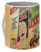 Sawdust And Greasepaint 2 Coffee Mug