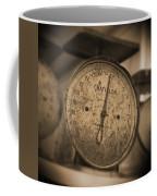 Scale Coffee Mug