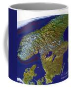 Scandinavia Coffee Mug