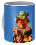 Scarecrow Boa Coffee Mug