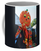 Scarecrow Candy Coffee Mug