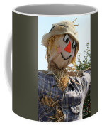 Scarecrow Farmer Coffee Mug