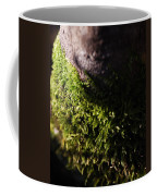 Scarf Of Green Coffee Mug