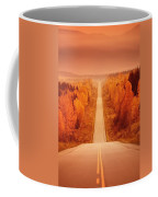 Scenic Highway Coffee Mug