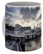 Scenic Philadelphia Winter Coffee Mug