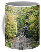 Scenic Railway Tracks Coffee Mug