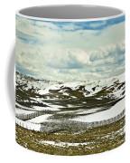 Scenic Wyoming Coffee Mug