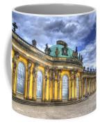 Schloss Sanssouci     Berlin Coffee Mug
