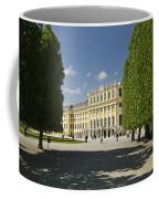 Schonbrunn Palace Vienna Austria Coffee Mug