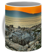 Schoodic Sunset Coffee Mug