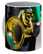 School Band Horn Coffee Mug
