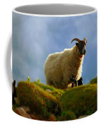 Scottish Blackface Coffee Mug