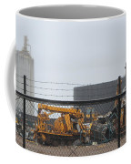 Scrapyard Machinery Coffee Mug