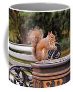 Scratchy Coffee Mug
