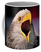 Screaming Eagle I Coffee Mug