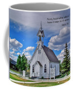 Scriptue And Picture Isaiah 56 7 Coffee Mug
