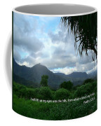 Scripture And Picture Psalm 121 1 Coffee Mug