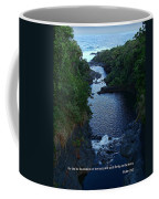 Scripture And Picture Psalm 24 2 Coffee Mug