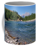Scripture And Picture Revelation 22 1 Coffee Mug
