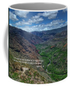 Scriture And Picture Isaiah 41 18 Coffee Mug