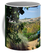 Sculpture Garden In Sicily 2 Coffee Mug