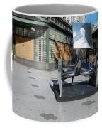 Sculptures On The Corner Coffee Mug