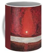 Sea And Moon Coffee Mug