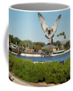 Sea Gull With Full Flaps Coffee Mug